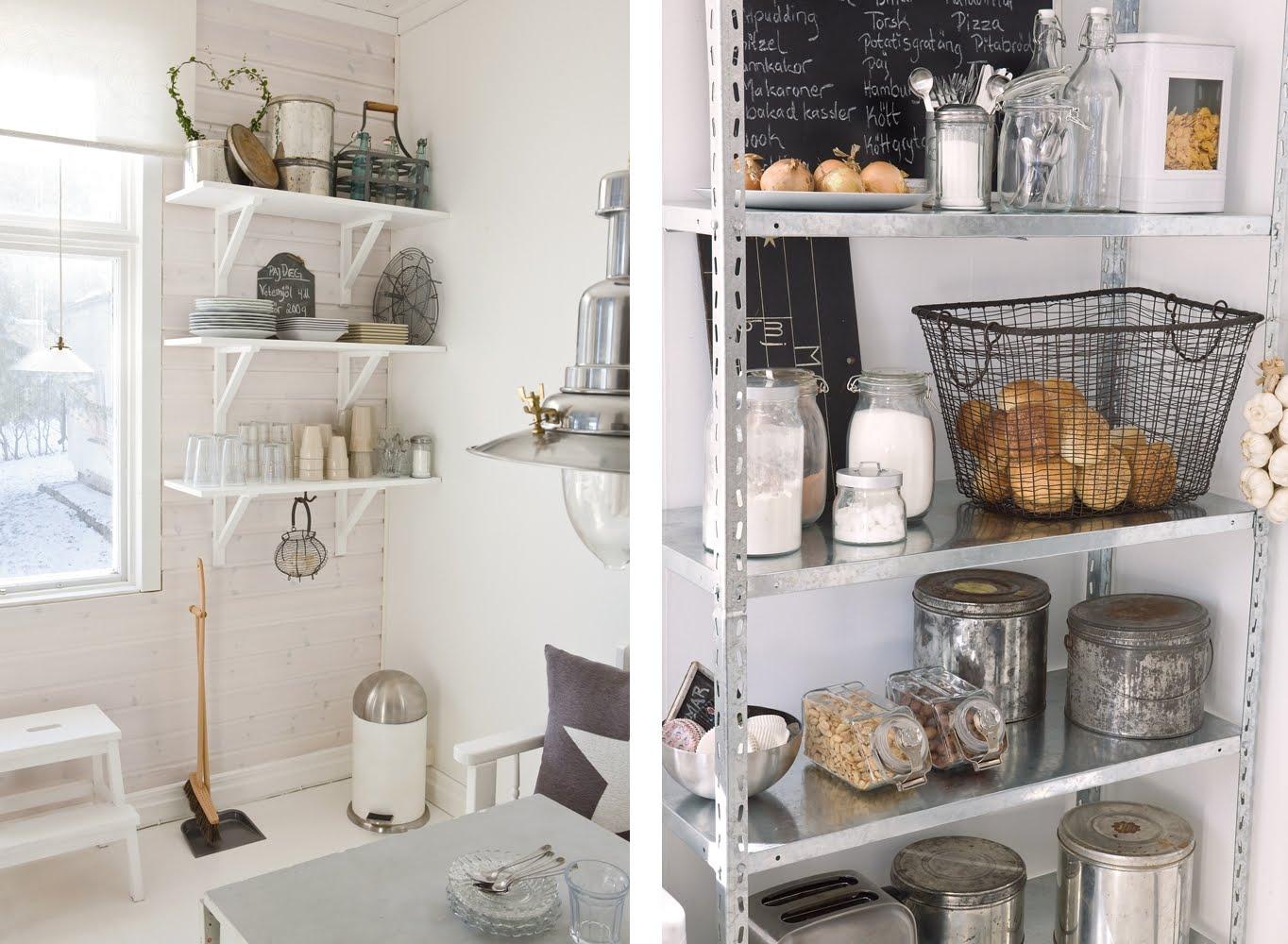 Slaapkamer Accessoires Landelijk : Lille Lykke: Modern landelijk in de keuken