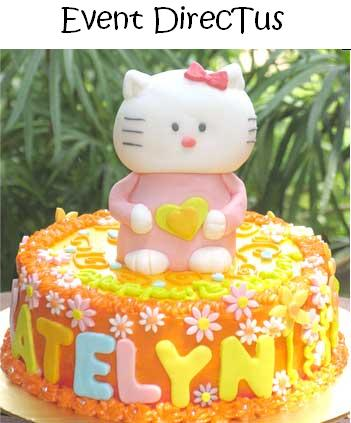 Hello Kitty 3d Cake. Superb Novelty Cakes, 3D Cakes