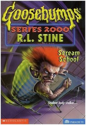 Werewolf In The Living Room Had Skin And Fur That Looked Awful, Blood Red  And Sore. The 2000 Series Was Goosebumps On Steroids. Part 23