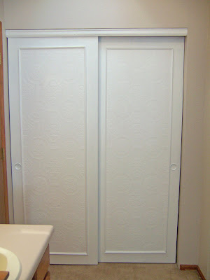 Remodelaholic Frugalicious Closet Door Makeover Monthly