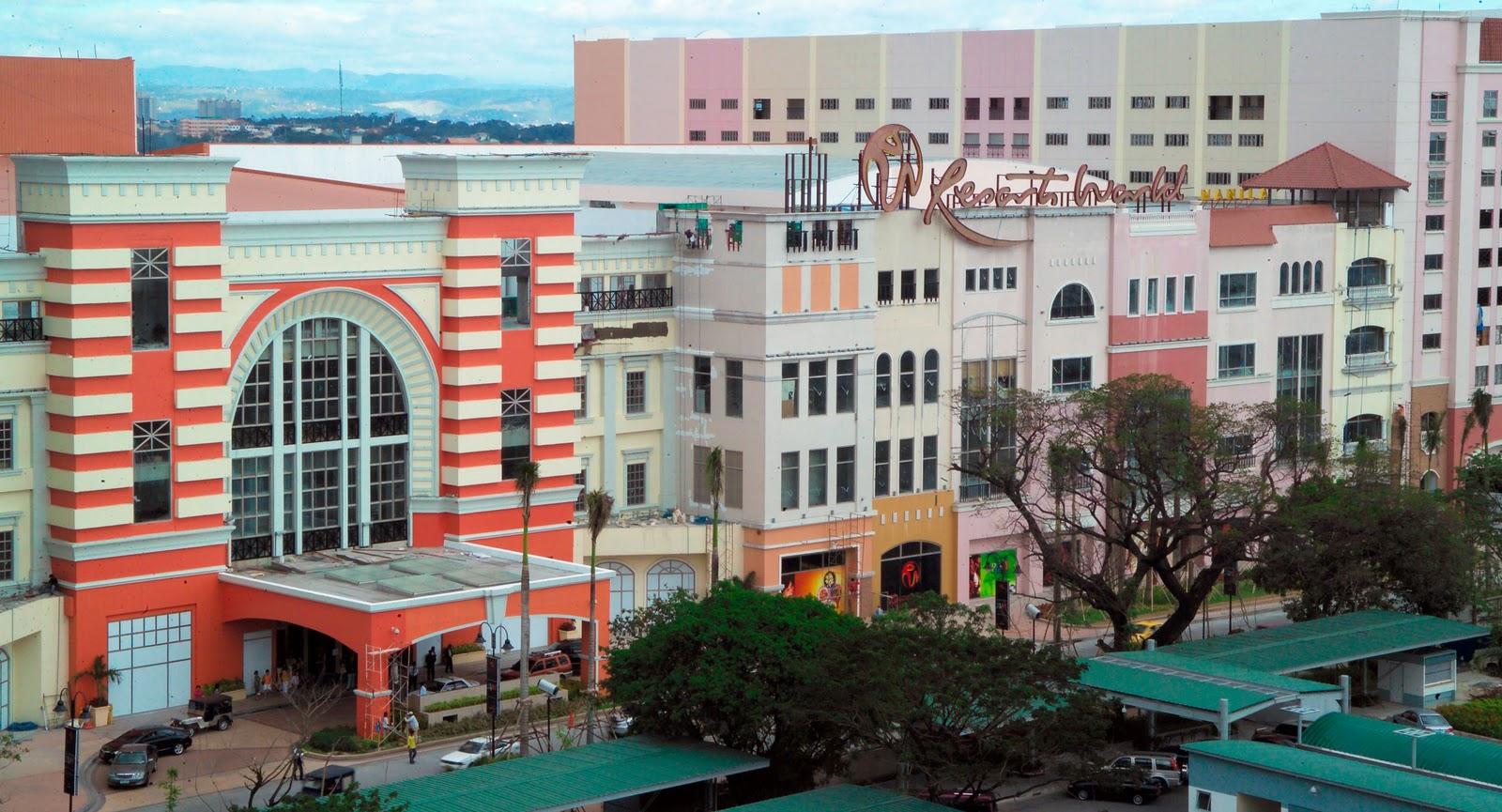 Manila (MNL-Ninoy Aquino Intl.) Hotels with Parking | Book