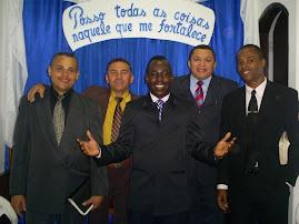 Pastor Adão Daniel presidente do ministério poder e maravilhas de Jesus.