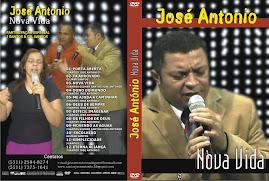 DVD NOVA VIDA GRAVADO PELA ART-LINE 2010.