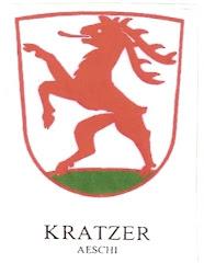 Brasão de Armas da Família Kratzer de Aeschi/Suíssa