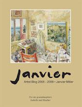 Janvier, Artist Blog 2008-2009