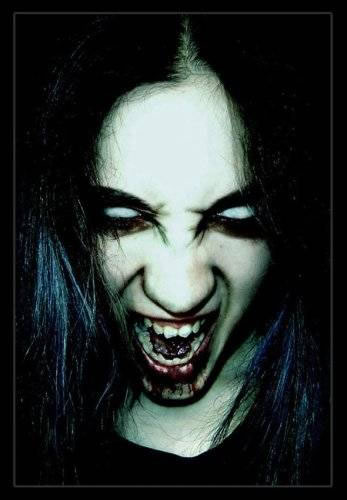 Real vampires are not pure