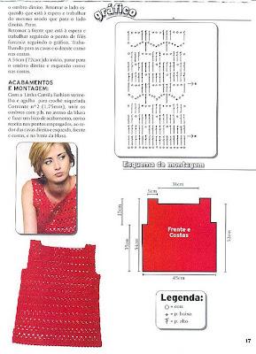 Download Crochet con amor y cariño!!!: Rojo y moderno