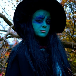 Witch Face Of The Day Face Art Portraits &amp Mug Shots - Witch Face Paint And Makeup Ideas ...