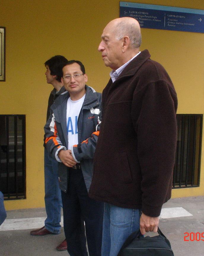 maestro Payan de colombia