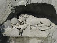 Lion Monument