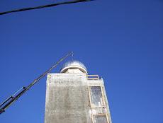 Instalando Un observatorio- 2007