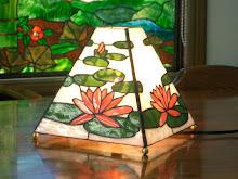 睡蓮のランプ(1)