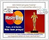 "Premio ""Masterblog"""