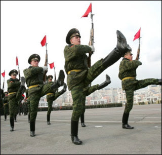 Image result for russian goosestep