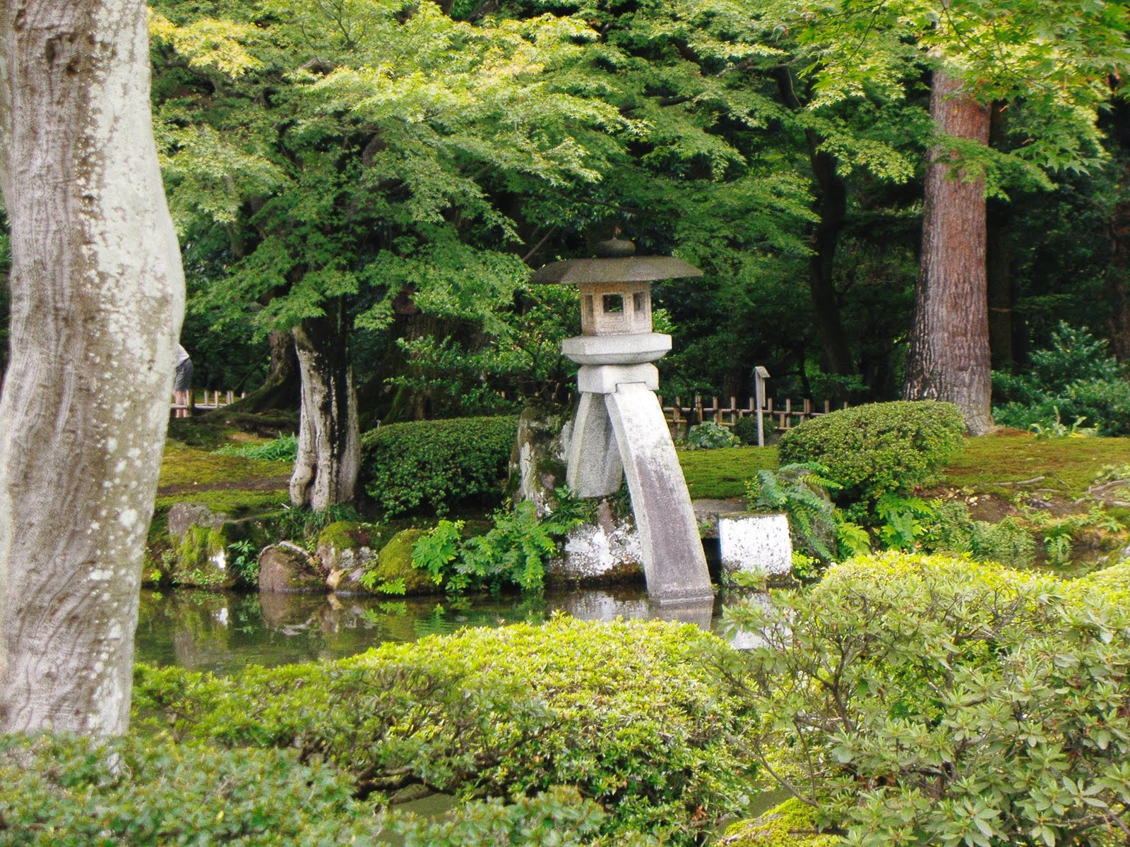 Valencia de cartonpiedra jardin de kenrokuen for Jardin kenrokuen