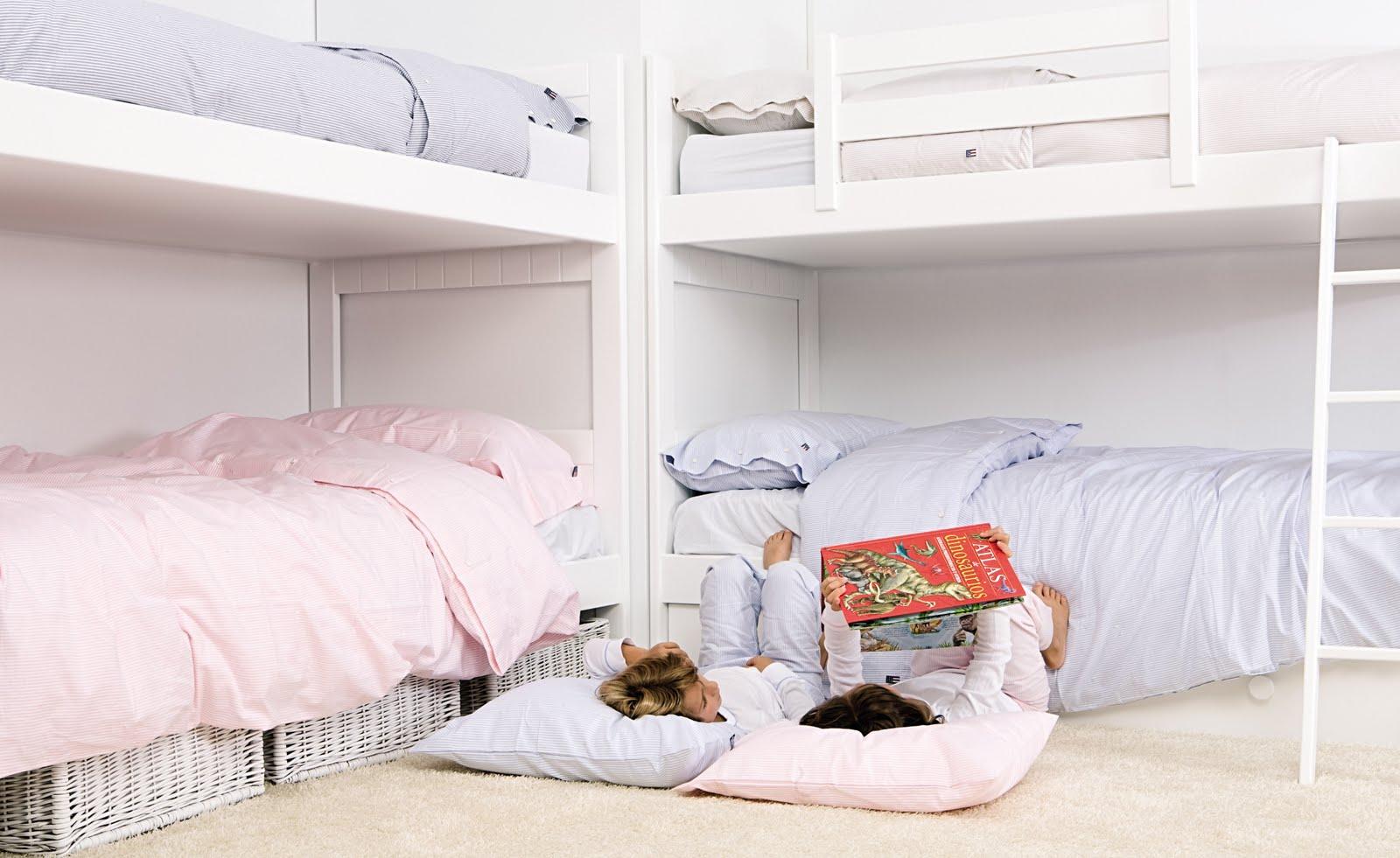 Dormitorios mediterraneo asoral - Habitaciones con friso ...