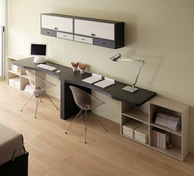 Mesas de estudio a medida escritorios for Mesas de estudio de diseno