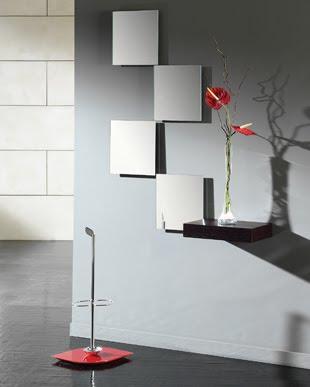 mueble de compuesto por cajon pequeo de cm espejos cuadrados