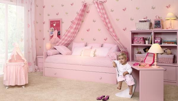 Dormitorios infantiles para niasnios de 01234 y 5 aos