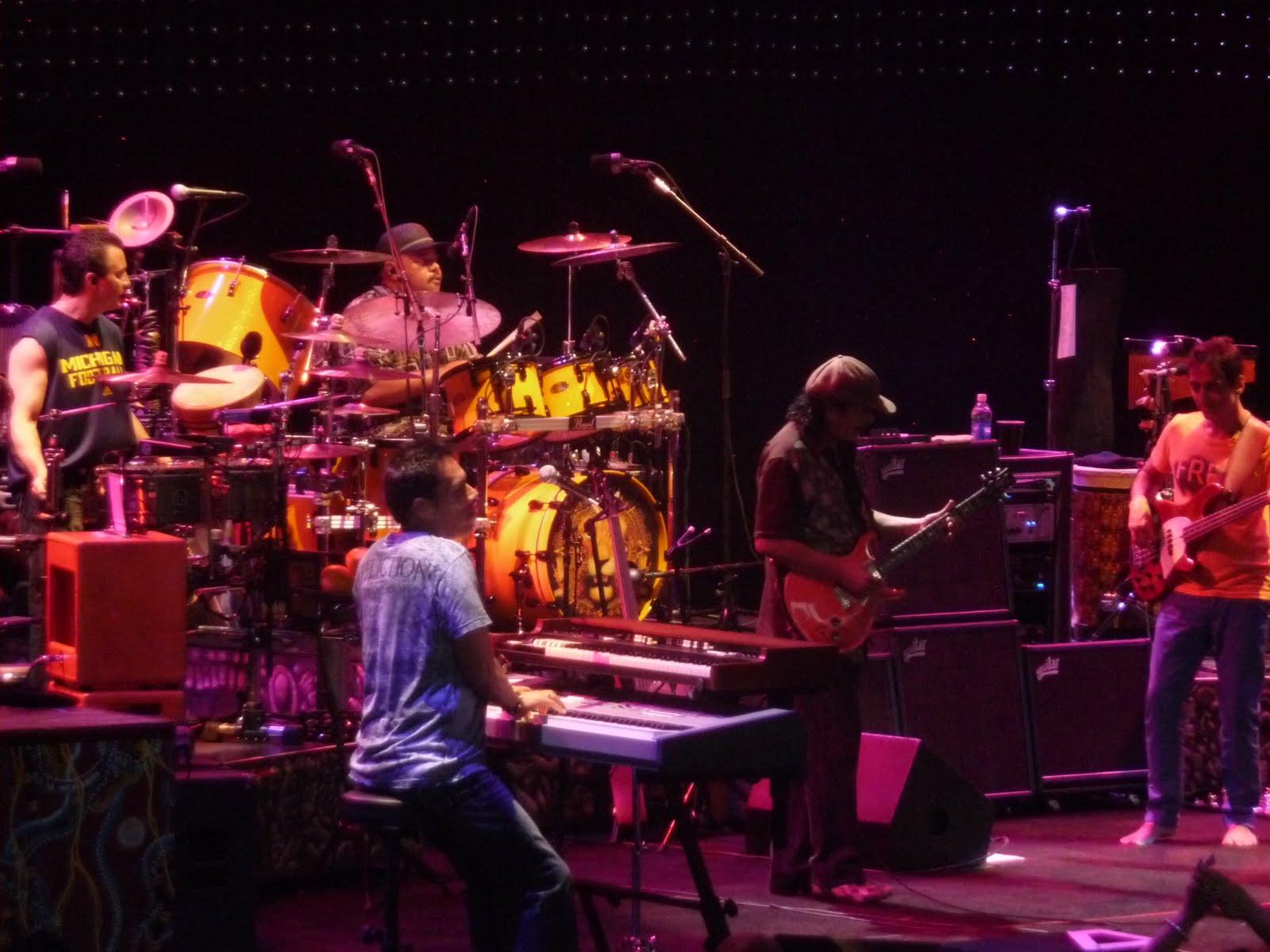 Santana Spir... Santana Spirits Dancing In The Flesh