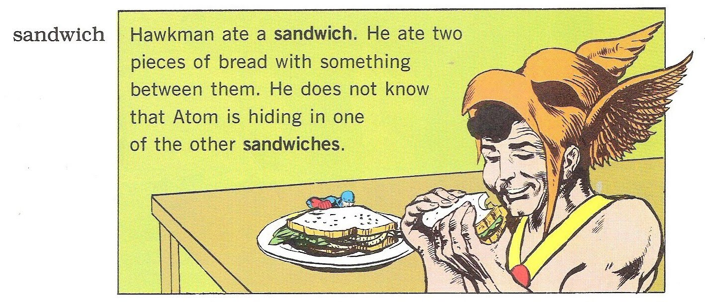 Lex Luthor Steals Cake