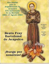 2002 JUBILEO POR LOS 375 AÑOS DE SU MARTIRIO