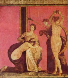 Tu, a quem Afrodite imita