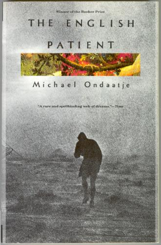 If michael ondaatjes novels have the compression and power of poetry