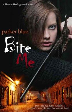Bit Me -  Parker Blue Bite+me