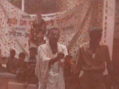 31july,1984. LAMAHI ME - premchand ke makaan ke saamne