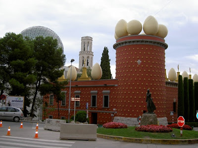 The Torre Galatea Figueras Spain