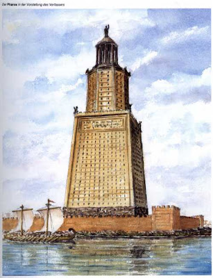 The Lighthouse of Alexandria Photo