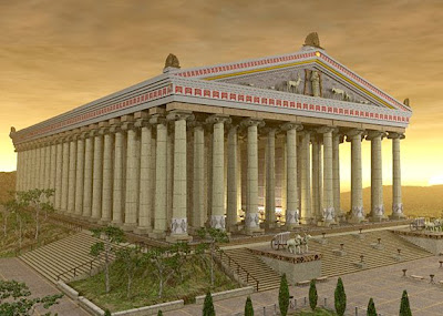The Temple of Artemis at Ephesus Photo