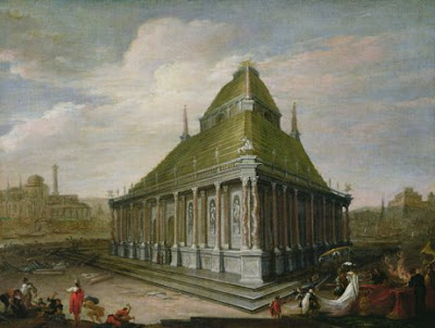 The Mausoleum at Halicarnassus Photo