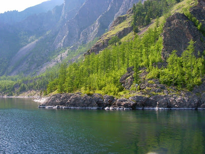 Beautiful Lake Baikal Picture