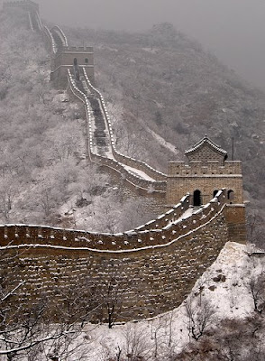 The Great Wall of China Beautiful Photo