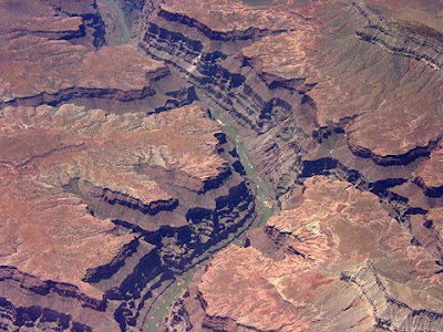The Grand Canyon Picture From Space