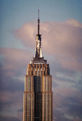The Empire State Building New York Picture