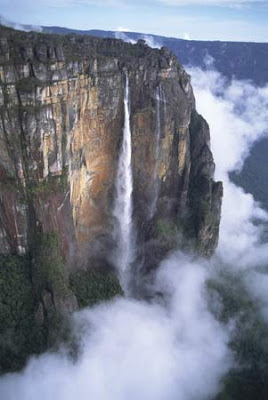 Angel Falls Water Falls Picture