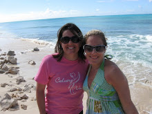 i was two weeks pg at the time and didn't know it....me and auny at Grand Turk in January at 132lbs
