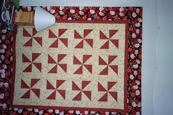 More Pinwheels