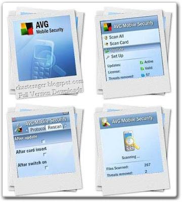 AVG antivirus Symbian