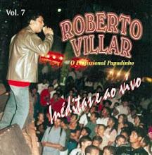 Escute o cd de Roberto Villar ao vivo
