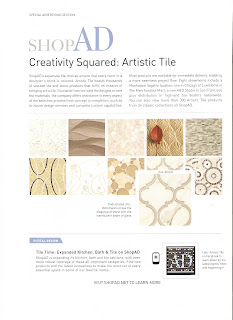 Architectural Digest Microsoft Tag