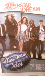 American Idol QR Code