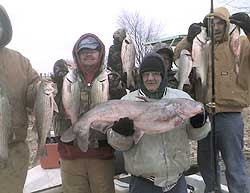 Lake Sooner Oklahoma Fishing Report by David Clark of Fish On Guide Service