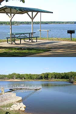Lake Texoma Campground Platter Flats