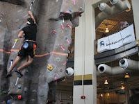 Central Florida climbing comp