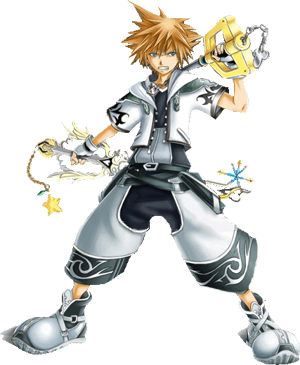 Sora (Kingdom Hearts) vs Ainz ooal Gown (Overlord) |