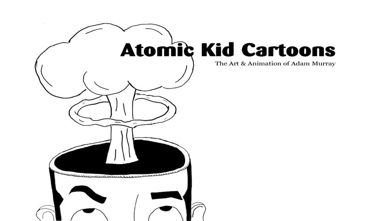 Atomic Kid Cartoons